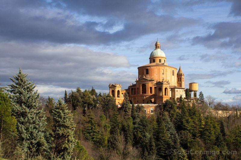 Que Ver en Bolonia Italia 3 Dias Santuario San Luca