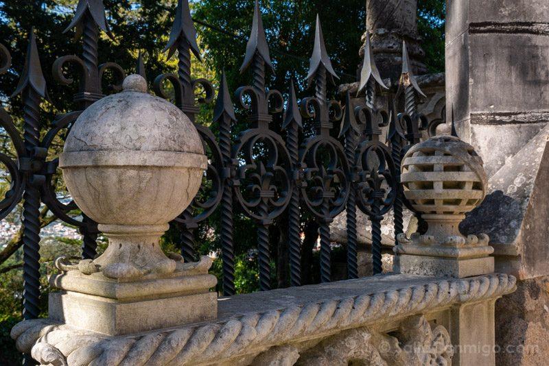Quinta da Regaleira Sintra Palacio Esfera Armilar