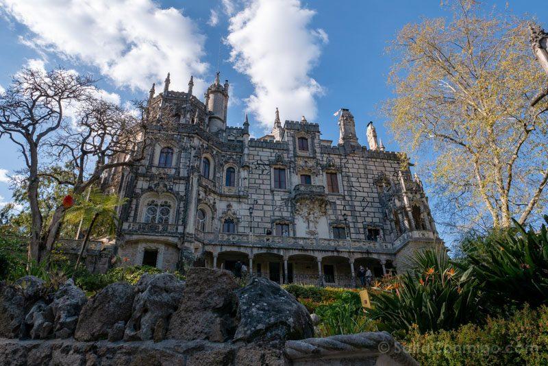 Quinta da Regaleira Sintra Palacio