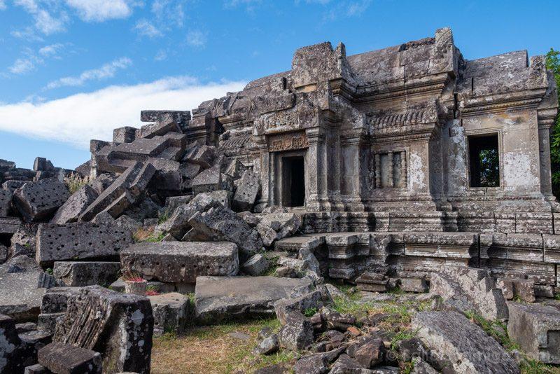 Templos Camboya Prasat Preah Vihear Rocas