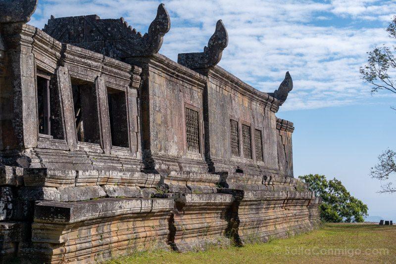 Templos Camboya Prasat Preah Vihear Vista Tailandia