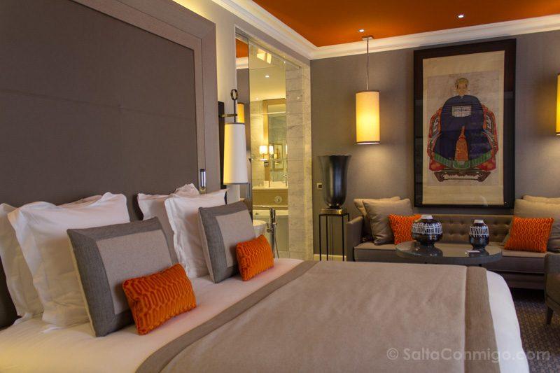 Dormir en Albi Hotel Alchimy Habitacion