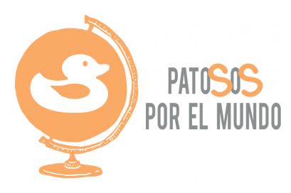 Logo Patosos Por El Mundo
