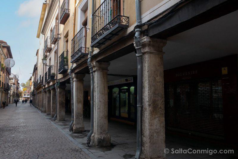 Que Hacer en Alcala de Henares Paseo Calle Mayor