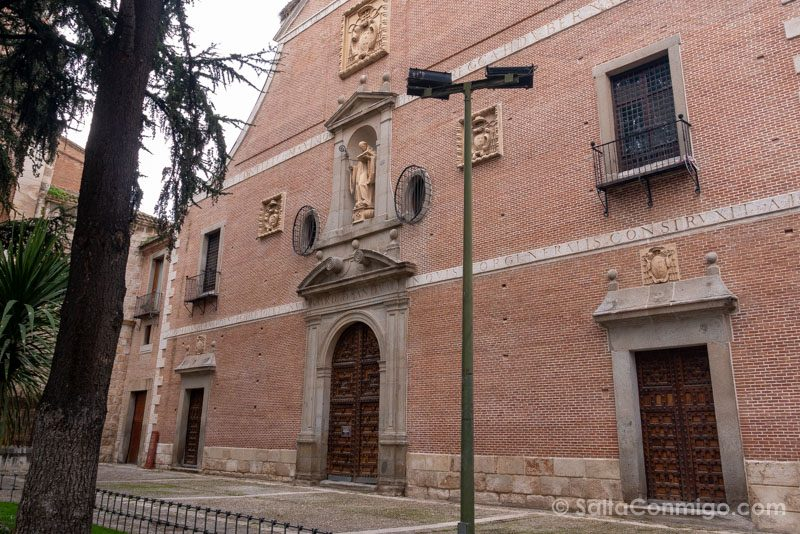 Que Ver en Alcala de Henares Convento Bernardas