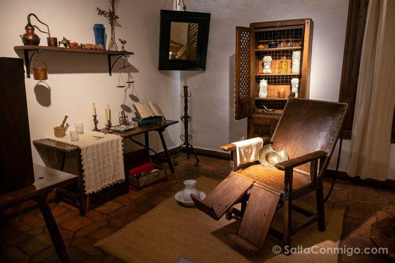Que Ver en Alcala de Henares Museo Casa Natal Cervantes Bacia