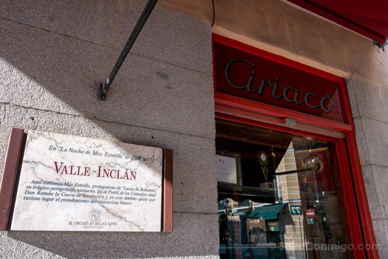 Que Ver en Madrid de los Austrias Calle Mayor Casa Ciriaco