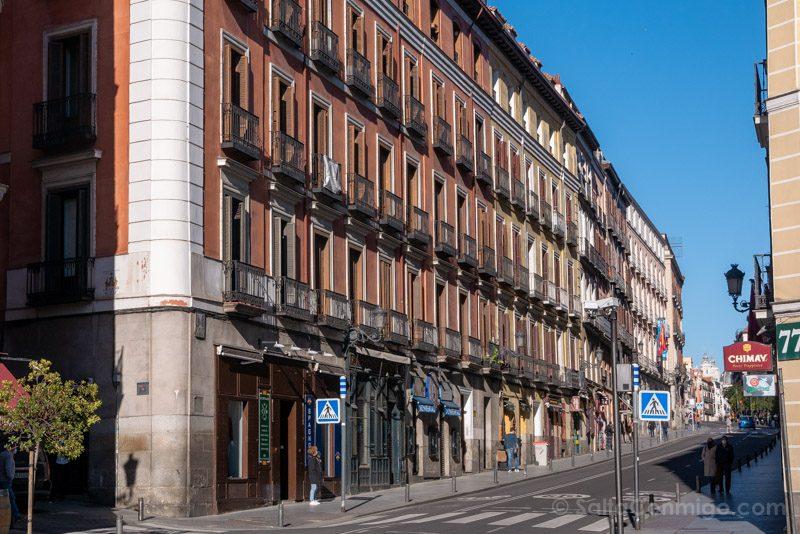 Que Ver en Madrid de los Austrias Calle Mayor
