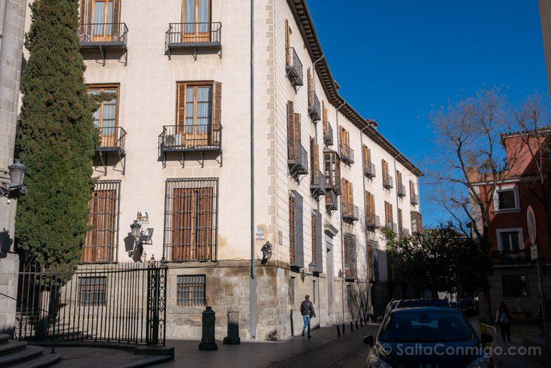 Que Ver en Madrid de los Austrias Calle San Justo