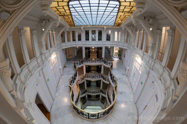 Que Ver en Madrid de los Austrias Casa Palazuelo