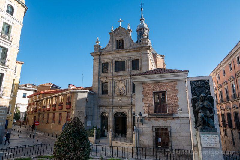 Que Ver en Madrid de los Austrias Catedral Fuerzas Armada
