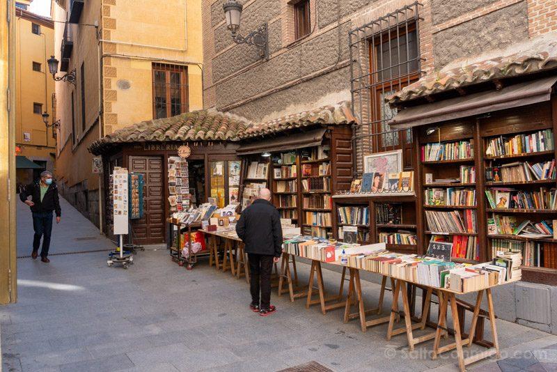 Que Ver en Madrid de los Austrias Libreria San Gines