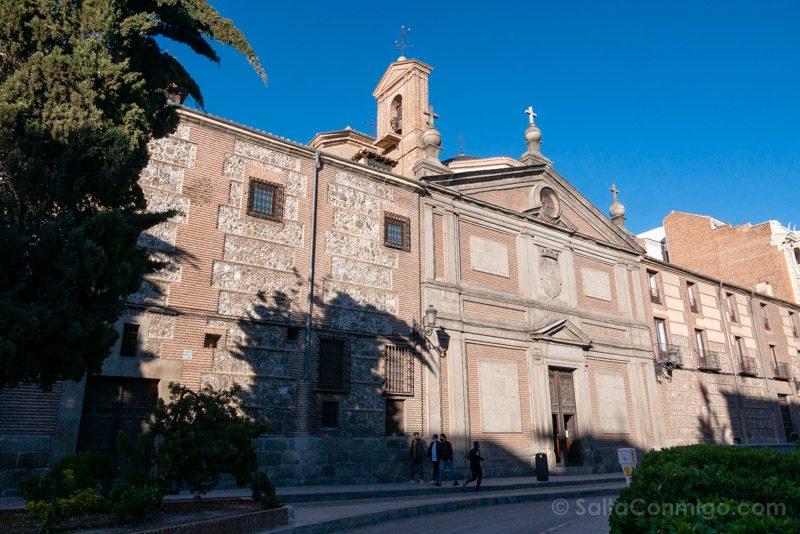 Que Ver en Madrid de los Austrias Monasterio Descalzas Reales