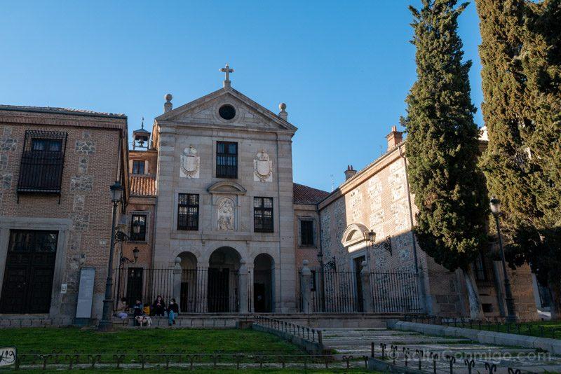 Que Ver en Madrid de los Austrias Monasterio Encarnacion