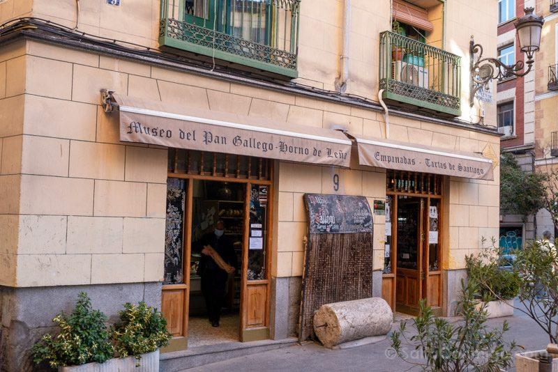 Que Ver en Madrid de los Austrias Museo del Pan Gallego