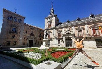 Que Ver en Madrid de los Austrias Plaza Villa Salto
