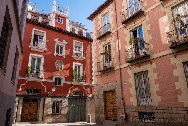Que Ver en Madrid de los Austrias Plazuela San Javier