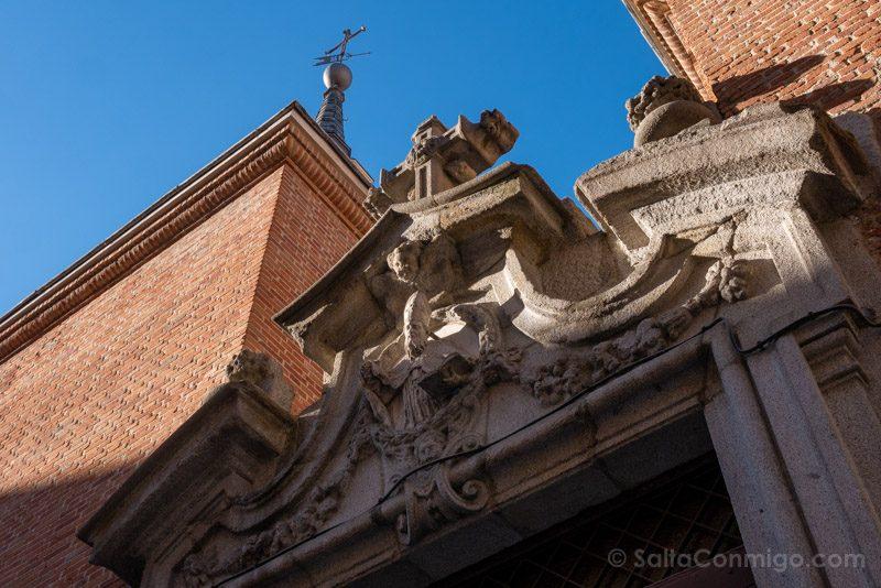 Que Ver en Madrid de los Austrias San Nicolas Bari
