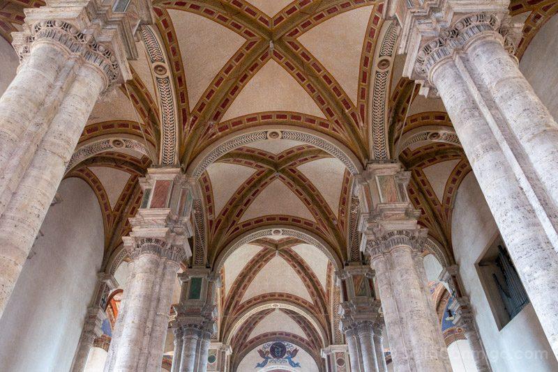 Que Ver en Pienza Catedral Interior