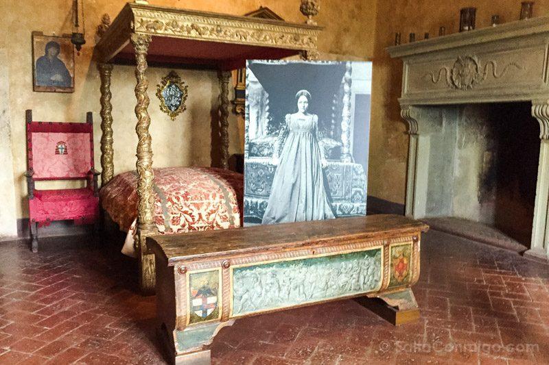 Que Ver en Pienza Palacio Piccolomini Romeo Juilieta