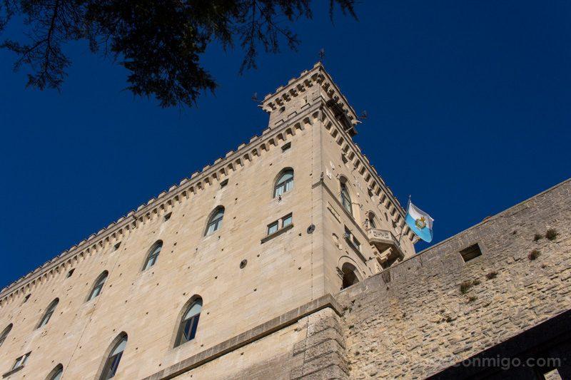 Que Ver en San Marino Palazzo Pubblico Governo