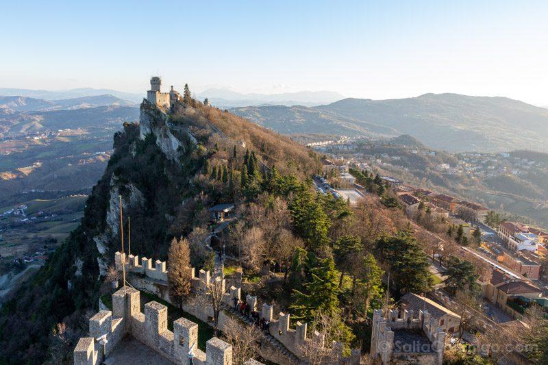 Que Ver en San Marino Segunda Torre Alto