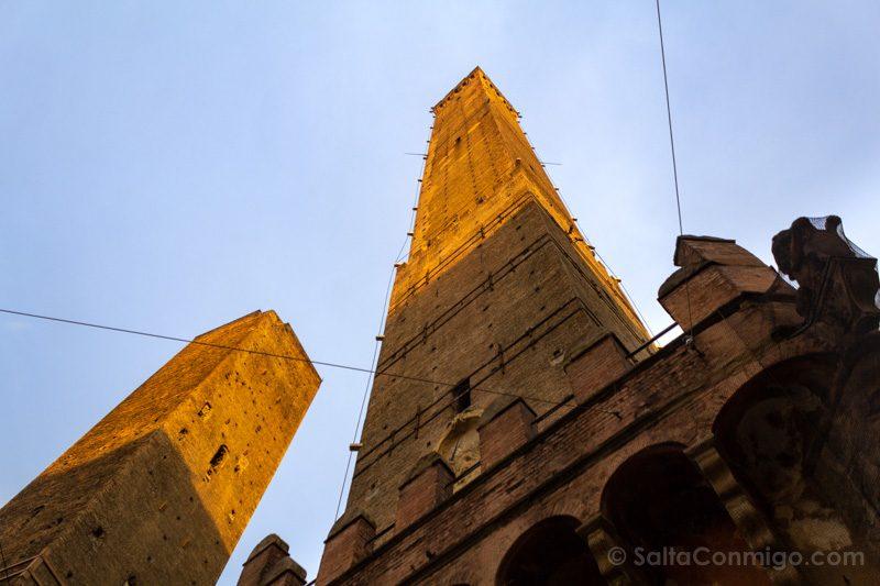 Torres de Bolonia Base Contrapicado