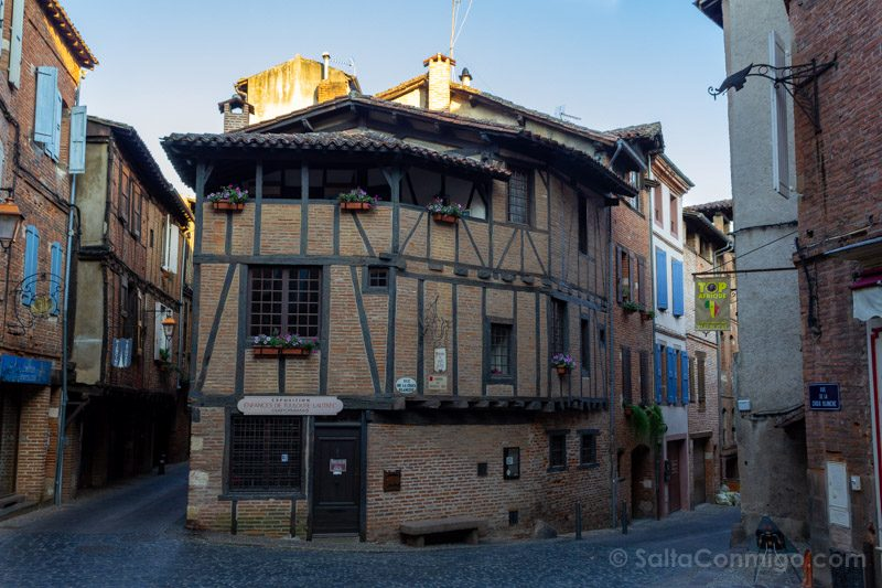 Toulouse Alrededores Albi Calle