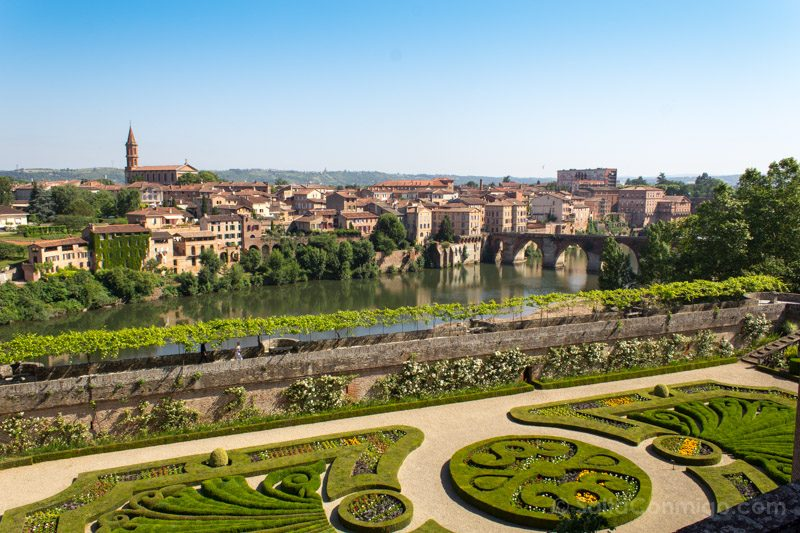 Toulouse y Alrededores Albi Jardines Palacio Berbie