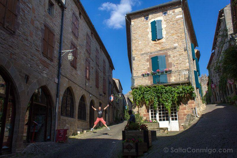 Toulouse Alrededores Cordes-sur-Ciel Salto