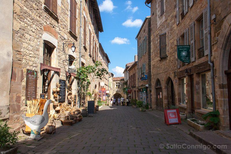 Toulouse Alrededores Cordes-sur-Ciel