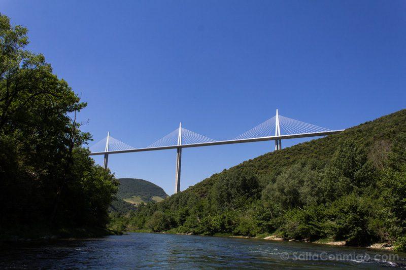 Toulouse Alrededores Millau Viaducto