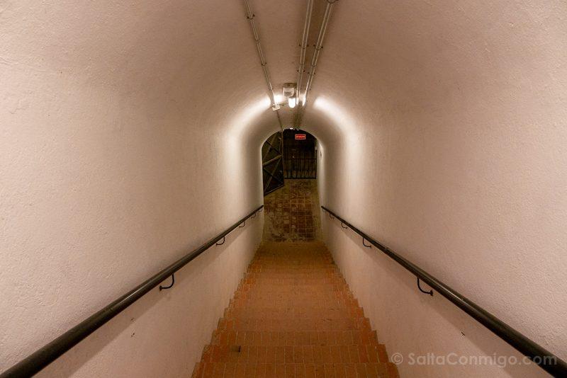 Bunker El Capricho Bajada