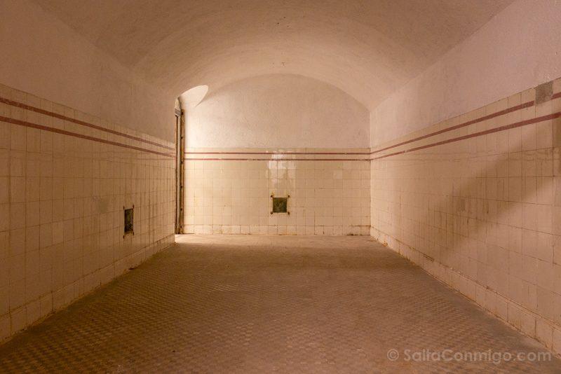 Bunker El Capricho Sala Oscura