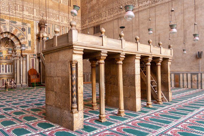 Edificios Religiosos Madraza Sultan Hasan El Cairo Egipto