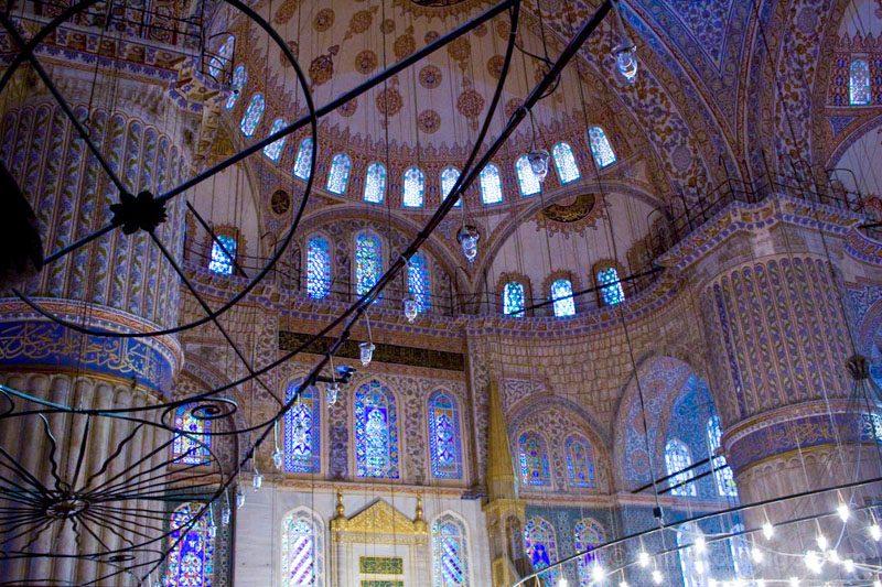 Edificios Religiosos Mezquita Azul Estambul Turquia