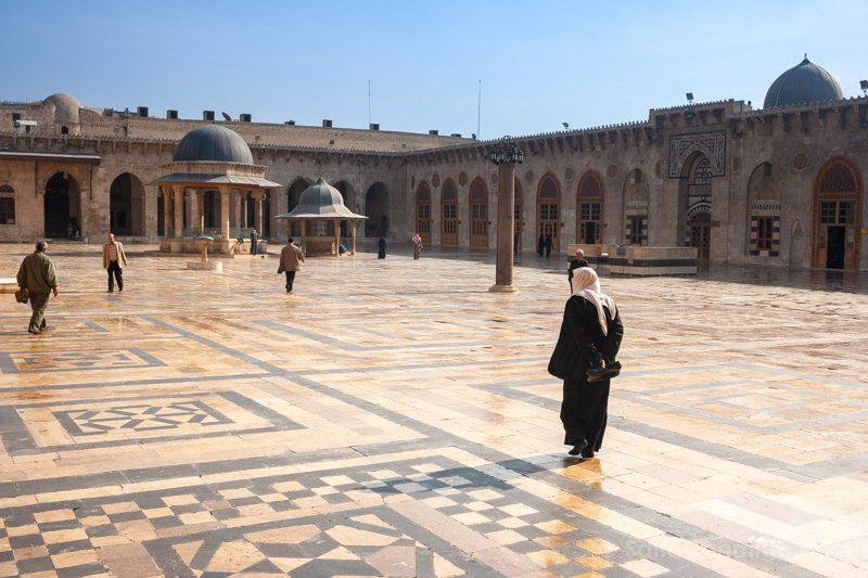 Edificios Religiosos Mezquita Omeyas Damasco Siria