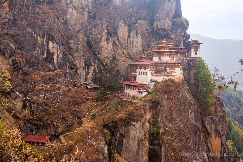 Edificios Religiosos Paro Butan Taktshang