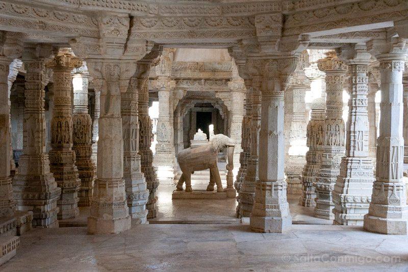 Edificios Religiosos Ranakpur India