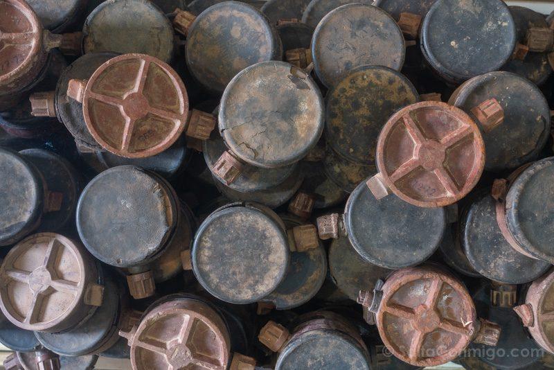 Genocidio Camboyano Cambodia Landmine Museum Minas Cenital
