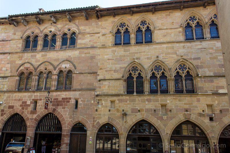 Que Ver En Cordes-sur-Ciel Fachadas Goticas