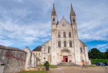 Abadias Valle Sena Saint-Georges Boscherville Salto
