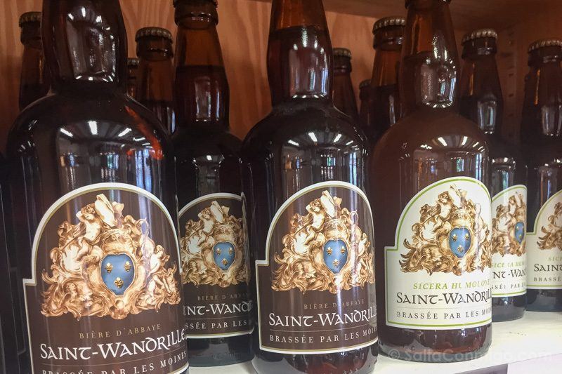Abadias Valle Sena Saint-Wandrille Cervezas
