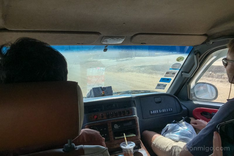 Como Llegar Kampot Microbus