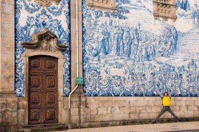 Iglesias De Oporto Carmo Salto
