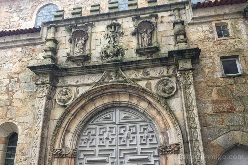 Iglesias De Oporto Santa Clara Fachada