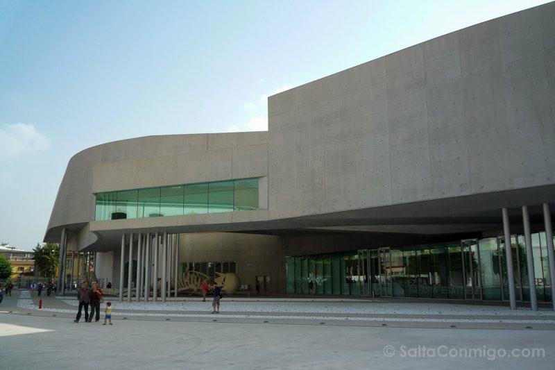 Museos en Roma MAXXI