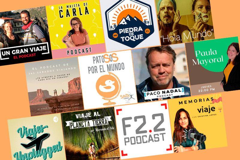 Podcasts de viaje en español