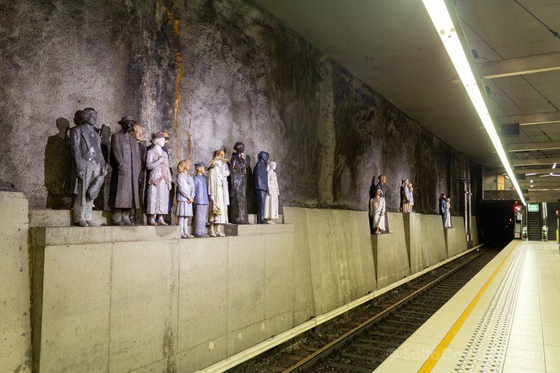 Que Hacer Ver Bruselas Metro Stuyvenbergh