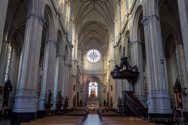 Que Hacer Ver Bruselas Saint-Catherine